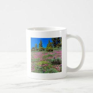 Scene Springtime Sierra Foothills California Mug