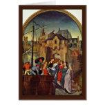 Scene Ursula Shrine: Arrival Of The Virgins Card
