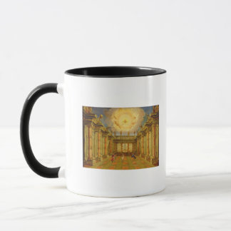 Scene X: the courtyard of the King of Naxos Mug