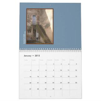 Scenery Calendar
