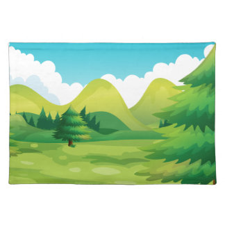 Scenery Cloth Placemat
