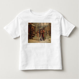Scenery for the scene with Mimi and Rodolfo T-shirt