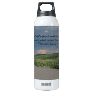Scenery Insulated Water Bottle
