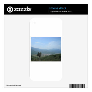 Scenery iPhone 4S Decal