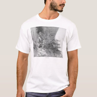 Scenery on the Deadwood Road to Sturgis T-Shirt