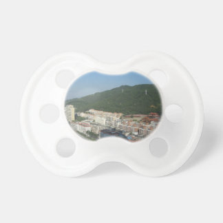 scenery pacifier