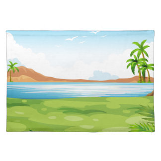Scenery Placemat