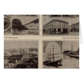 Scenes Aberdeen, Wash Card