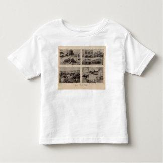 Scenes Aberdeen, Wash Toddler T-shirt