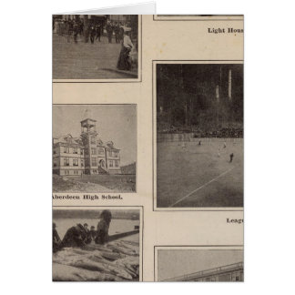 Scenes Aberdeen, Washington Card