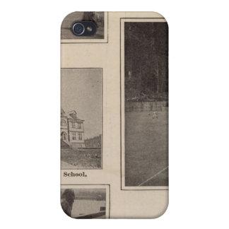 Scenes Aberdeen, Washington iPhone 4/4S Case