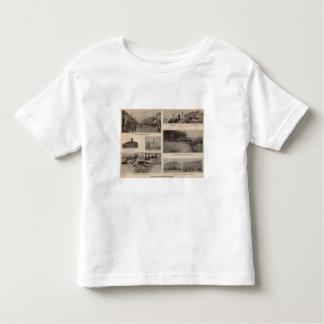 Scenes Aberdeen, Washington Toddler T-shirt