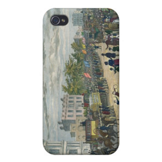 Scenes Associated with the Presentation iPhone 4/4S Covers