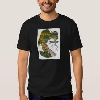 Scenes from Aesop's fables Tshirts