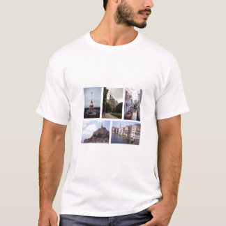 Scenes from Europe T-Shirt