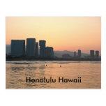 Scenes from Hawaii Postcard
