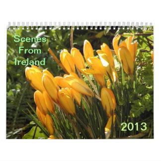 Scenes From Ireland - 2013 Calendar