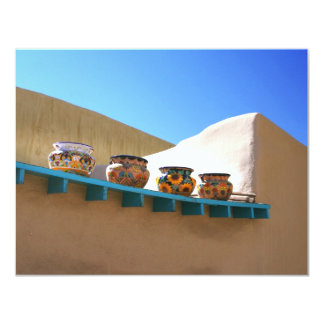 Scenes from New Mexico 4.25x5.5 Paper Invitation Card