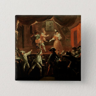 Scenes from 'Roman Comique' by Paul Pinback Button