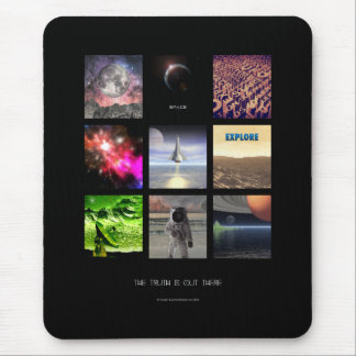 Scenes From Space Mouse Pad