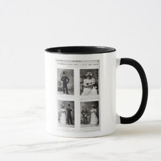 Scenes from The Importance of Being Earnest, by Os Mug