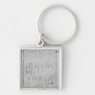 Scenes from the Life of a Saint, detail Keychain
