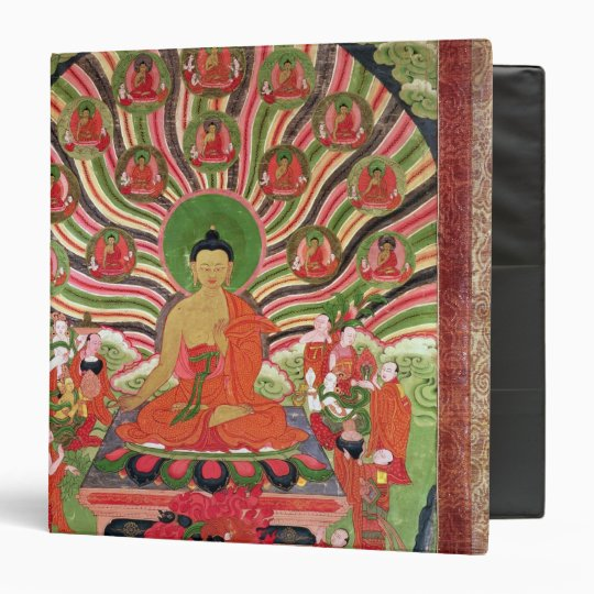 Scenes from the life of Buddha Binder
