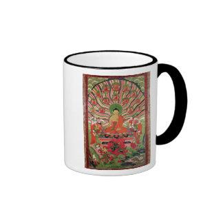 Scenes from the life of Buddha Coffee Mugs