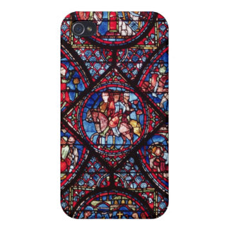 Scenes from the Life of Charlemagne iPhone 4 Case