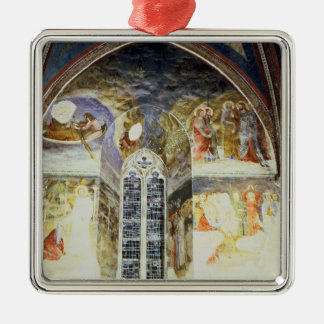 Scenes from The Life of St. John Ornaments