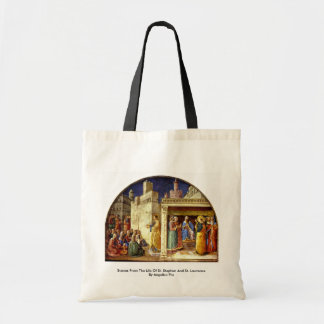 Scenes From The Life Of St. Stephen Bags