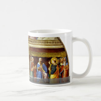 Scenes From The Life Of St. Stephen Classic White Coffee Mug