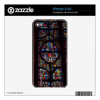 Scenes from the Old Testament, 13th century (stain iPhone 4S Skin