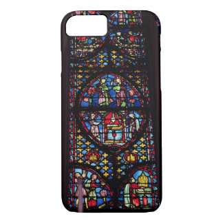 Scenes from the Old Testament, 13th century (stain iPhone 8/7 Case