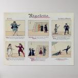 Scenes from the Opera 'Rigoletto' Poster