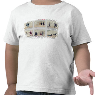 Scenes from the Opera 'Rigoletto' Tee Shirts