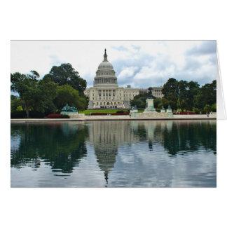 Scenes from Washington DC Card