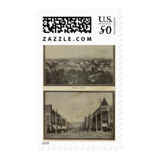 Scenes in Medford Postage