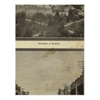 Scenes in Medford Postcard