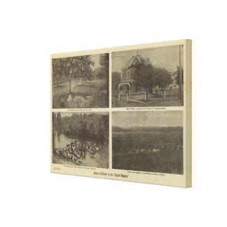Scenes Inland Empire Canvas Print