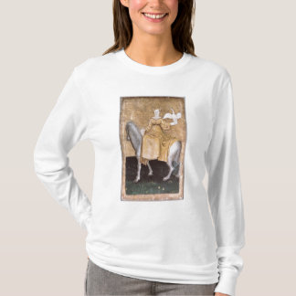 Scenes of courtly hawking T-Shirt