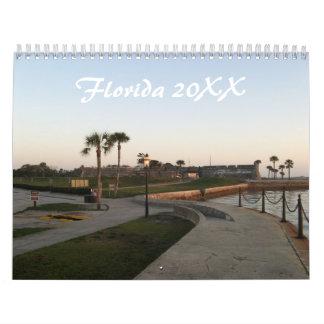 Scenes of Florida Calendar