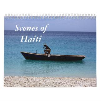 Scenes of Haiti Calendar
