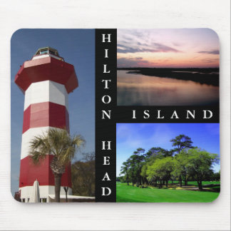 Scenes of Hilton Head Island Mouse Pad