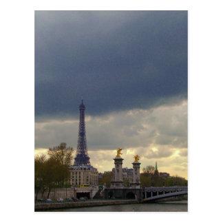 Scenes of Paris Post Cards