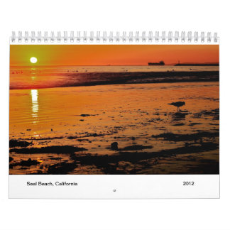 Scenes of Seal Beach Calendars
