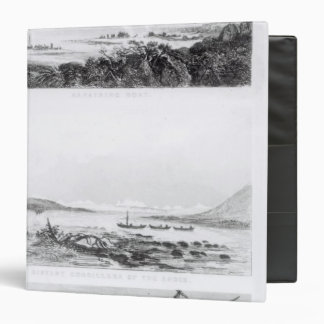Scenes of the 'Beagle' being repaired 3 Ring Binder