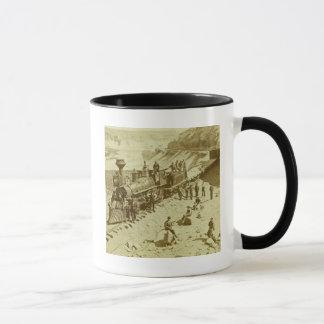 Scenes on the Union Pacific Railroad Mug