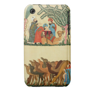 Scenes taken from a manuscript of the 'Maqamat of Case-Mate iPhone 3 Case