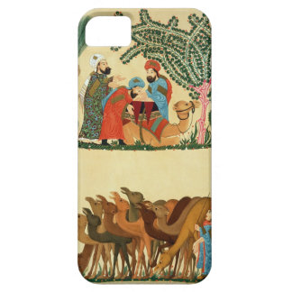 Scenes taken from a manuscript of the 'Maqamat of iPhone SE/5/5s Case